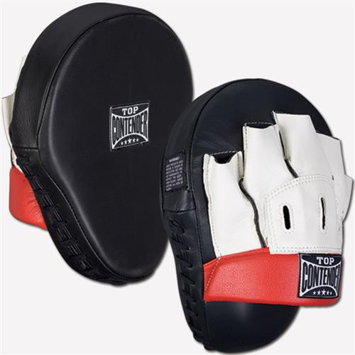 Top Contender Panther Punching Mitts